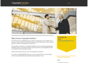 copyrighthandler.com