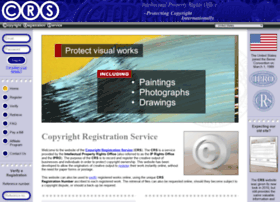 copyrightregistrationservice.com