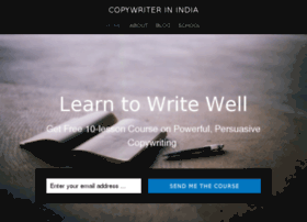 copywriterinindia.com