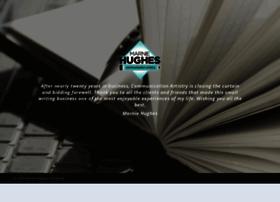copywritermarniehughes.com