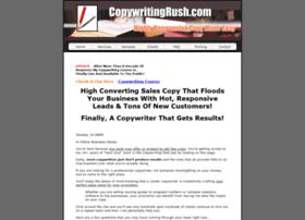 copywritingrush.com