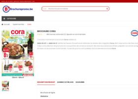 cora.brochurepromo.be