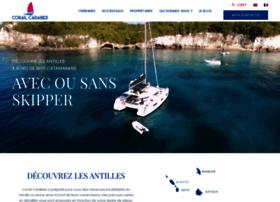 corail-caraibes.com