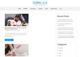 coral-1x2.com