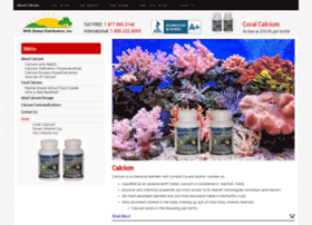 Coral-calcium-supply.com