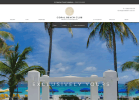 coralbeach-club.com