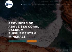 coralcalcium.com