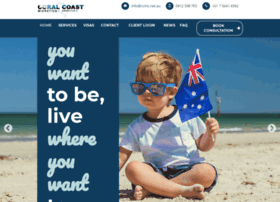 coralcoastmigrationservice.com.au