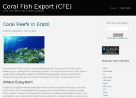 coralfishexport.com