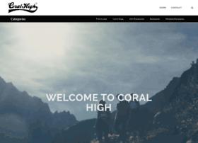 coralhigh.com