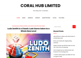 coralhublimited.com