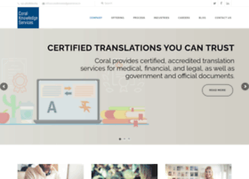 coralknowledgeservices.in