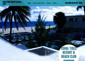 coraltidesresort.com
