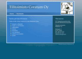 coratum.fi