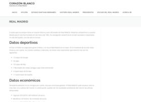 corazonblanco.com