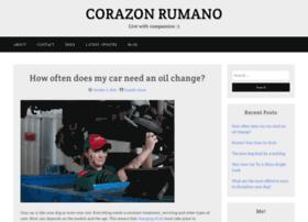 corazonrumano.com