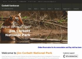 corbettnationalpark.net.in