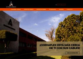 cordaflex.com.mx
