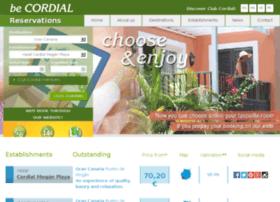 cordialcanarias.com