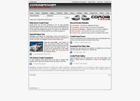 cordiapower.com