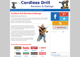 cordless-drill-reviews-and-ratings.com