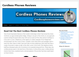 cordlessphonesreviews.net