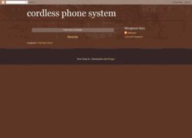 cordlessphonesystem.blogspot.com