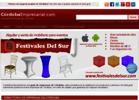 cordobaempresarial.com