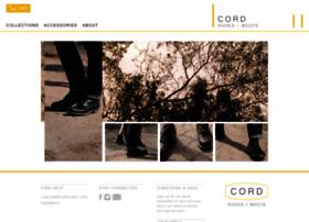 cordshoes.com