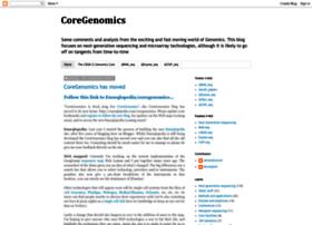 core-genomics.blogspot.com