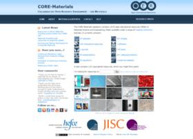 core.materials.ac.uk