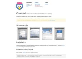 corebird.baedert.org