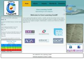 corelearningcardiff.co.uk