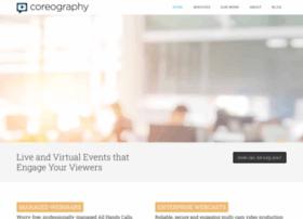 coreography.com