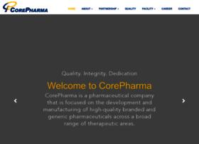corepharma.com