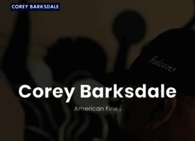 coreybarksdale.com