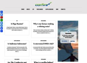corfire.com