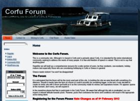 corfu-forum.com