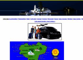 corfu-map.com