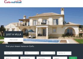 corfu-real-estate.com