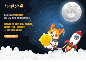 corgicoin.com