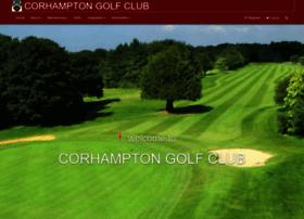 corhamptongc.co.uk