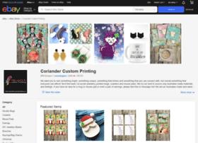 coriandercustomprinting.com