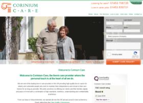 coriniumcare.com