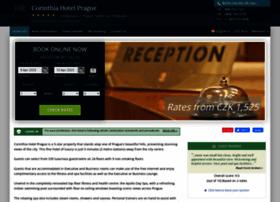 corinthia-prague.hotel-rez.com