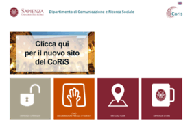 coris.uniroma1.it