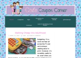 coriscouponcorner.com