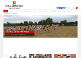 corkathletics.org