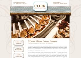 corkcatering.com