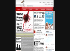 corkscrewwines.com.au